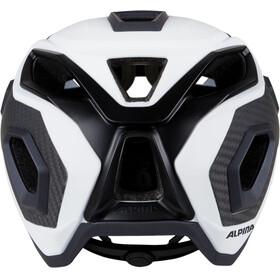 Alpina Rootage - Casco de bicicleta - blanco/negro